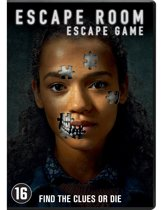 DVD cover van Escape Room