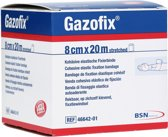 BSN Gazofix 20m x 8cm Latexvrij beige