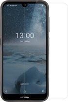 Let op type!! NILLKIN 9u 2.5 D H explosie-proof getemperd glas film voor Nokia 4 2