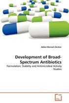 Development of Broad-Spectrum Antibiotics
