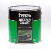 Tenco Bielzenzwart - 2,5 liter - Zwart