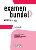 Examenbundel - VWO Nederlands 2013/2014