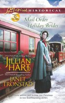 Mail-Order Holiday Brides (Mills & Boon Love Inspired Historical)