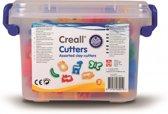 Creall Cutters uitsteekvormen voor klei