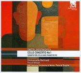 Bbc National Orch Of Wale Bertrand - Cello Concerto No.1, Sonata