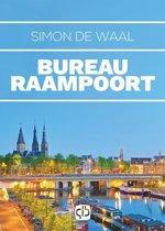 Omslag van 'Bureau Raampoort - grote letter uitgave'