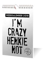 Weekkalender Make That The Cats Wise 2018