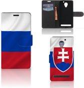 Bookstyle Case Lenovo C2 Power Slowakije