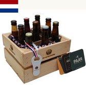 Kadopakket 9 streekbieren Nederland
