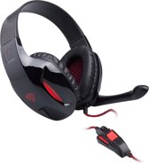 Genesis Wired Stereo Gaming Headset H44 - Zwart (PC)
