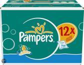 Pampers Baby Fresh - Doekjes Navulpak 12x64st