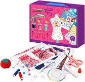 Imaginarium COUTURE DESIGN - Naaikoffertje voor Kinderen - Mode Ontwerpen