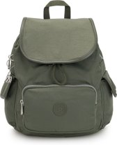 Kipling City Pack S Rugzak - Rich Green