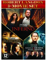 Angels & Demons / The Da Vinci Code / Inferno