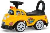 Milly Mally Ride On Tipi Loopwagen Schoolbus Junior Geel/zwart