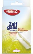 HeltiQ Zalfkompres - 7.5 x 10 cm - 6 stuks - Gaasjes