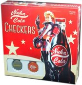 Fallout Nuka-Cola Checkers Damspel