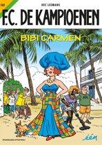 Boek cover F.C. De Kampioenen 102 - Bibi Carmen van Hec Leemans