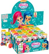Shimmer and Shine bellenblaas 60 ml. p/stuk