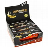 Born ENERGY supergel box (12 x 40gr.) - Banana flavour