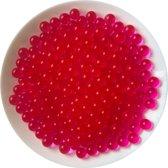 Fako Bijoux® - Orbeez - Waterabsorberende Balletjes - 15-16mm - Fuchsia - 50 Gram
