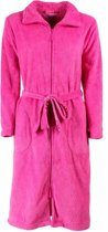 Tenderness Dames Badjas Roze Maten: XL