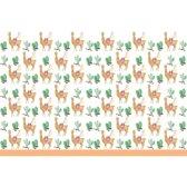 Tafelkleed Llama party 120 x 180 cm