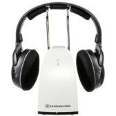 Sennheiser RS120 II - On-ear koptelefoon met zendstation - Zwart