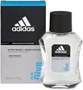 Adidas Ice Dive for Men Aftershave Lotion - 50 ml