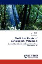 Medicinal Plants of Bangladesh, Volume-II