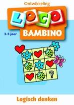 Boek cover Loco Bambino - Logisch denken Ontwikkeling van Michael Junga (Paperback)
