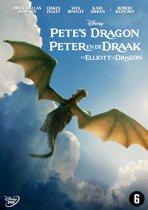DVD cover van Peter en de Draak