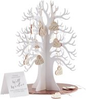 Beautiful Botanics - Houten wensboom - alternatief gastenboek Ginger Ray