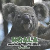 Koala 2019 Mini Wall Calendar (UK Edition)