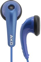 AKG Y15 - In-ear koptelefoon - Blauw