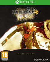 Final Fantasy Type-0 HD Steelbook Limited Edition