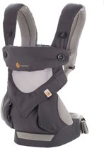 Ergobaby 360 Carrier - Draagzak - Cool Air Carbon Grey