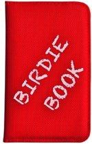 Scorekaart houder Birdie Book