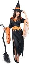 Heksen outfit voor dames - Verkleedkleding