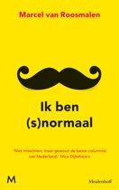 Boekomslag van 'Ik ben (s)normaal'