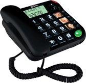 Maxcom KXT 480 - Single DECT telefoon - Zwart