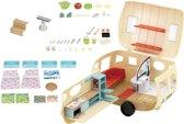 Sylvanian Families 5045 De Caravan   - Speelfigurenset