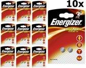 20 Stuks (10 Blisters a 2St) - Energizer G13 / LR44 / A76 1.5V knoopcel