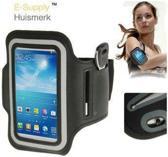 Sportarmband Samsung Galaxy S4 / S3 / S2 hardloop sport armband met reflector