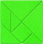 Stenen puzzel: veirkant