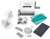 Sizzix Sidekick - Starter Kit White & Gray 661770