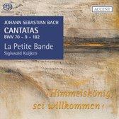 Cantatas Bwv 70- 9 - 182, Vol 18