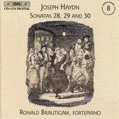 Haydn - Piano Son. 8