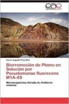 Biorremocion de Plomo En Solucion Por Pseudomonas Fluorecens M1a-4s
