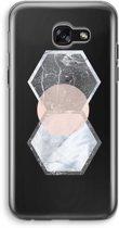 Samsung Galaxy A5 (2017) Transparant Hoesje (Soft) - Creatieve toets